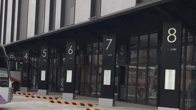 106年台中國光客運轉運站1