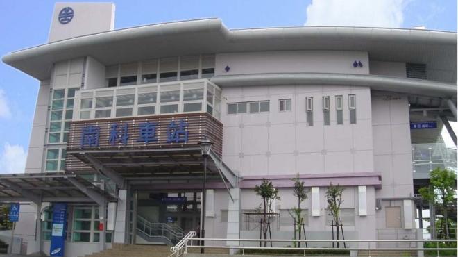 99年_台南南科車站旅運標誌工程
