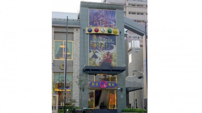 91年_東京PACHINKO媒體燈箱